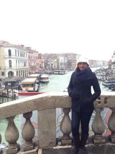 Me at- Gran Canal