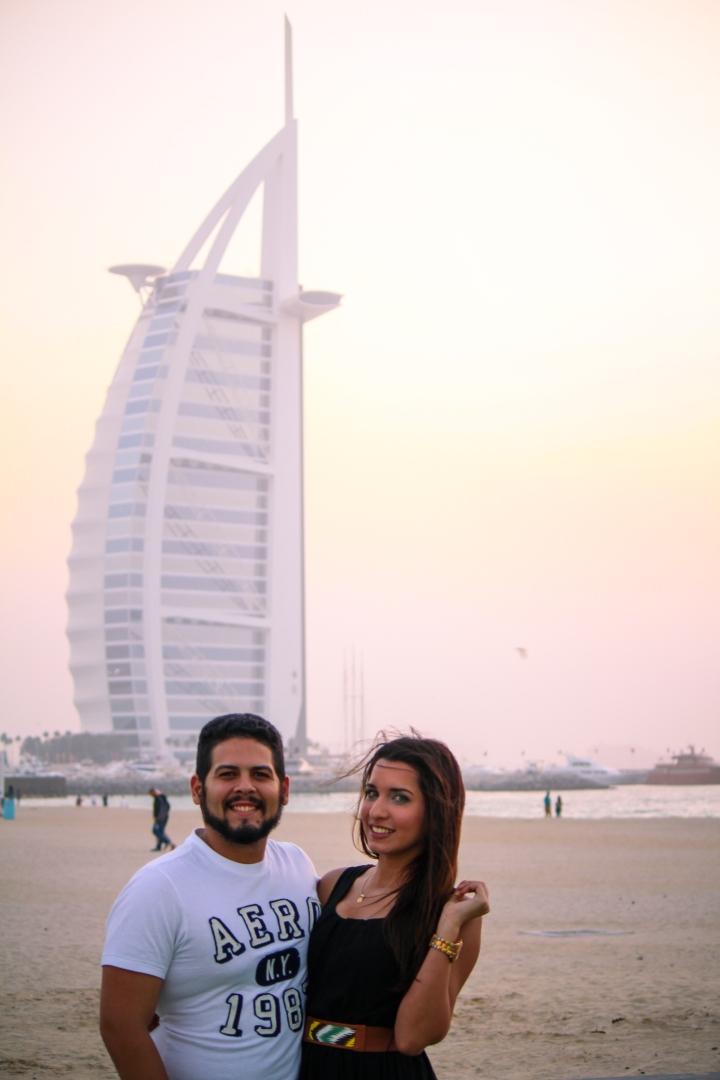 Boyfriend visit Dubai