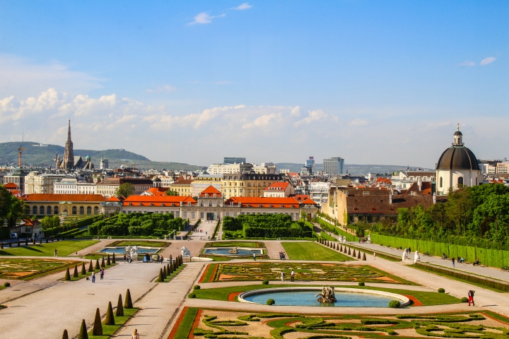 Amazing Vienna, Austria