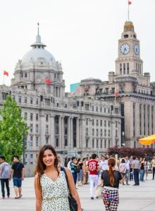 me at China